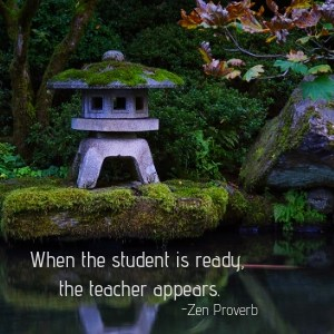 Wealthy Affiliate When the student is ready, the teacher appears