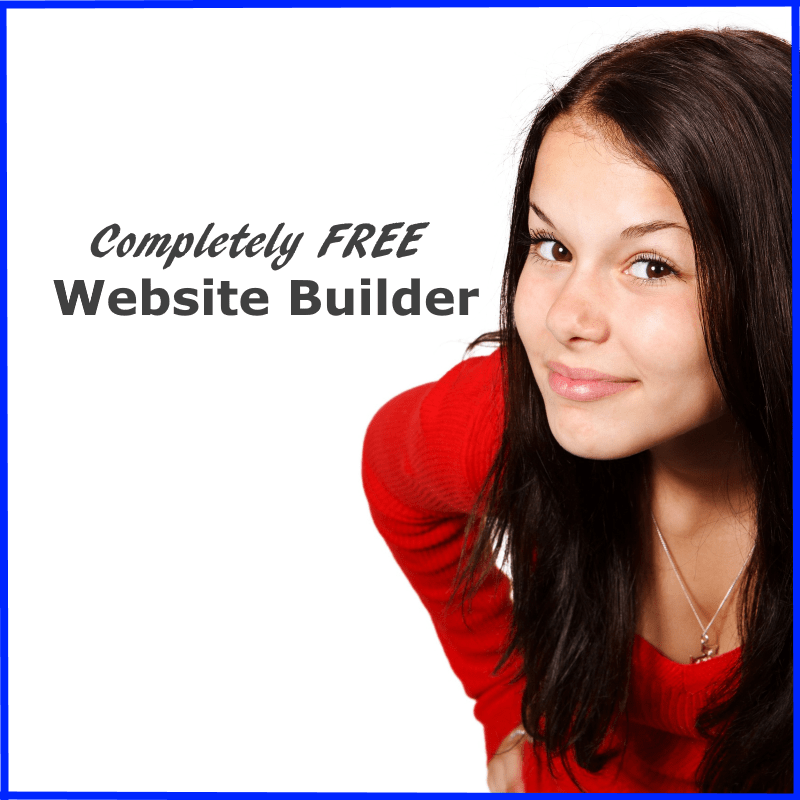 completely free websites