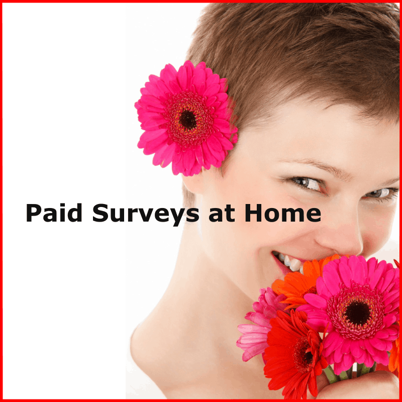 What is Paid Surveys at Home