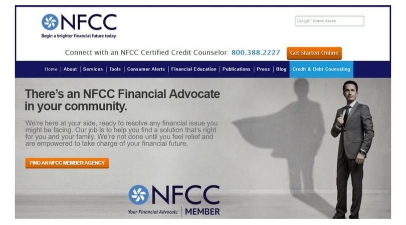 Are Debt Relief Companies Legitimate NFCC