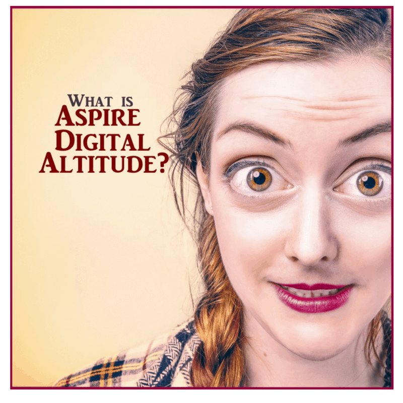 What is Aspire Digital Altitude?