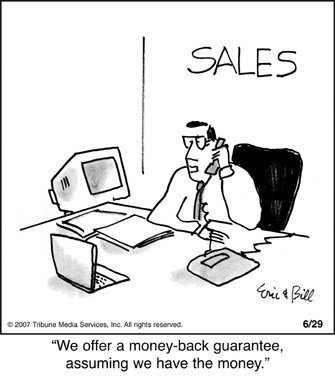 What is Countdown to Profits Cartoon