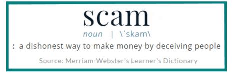 scam-definition