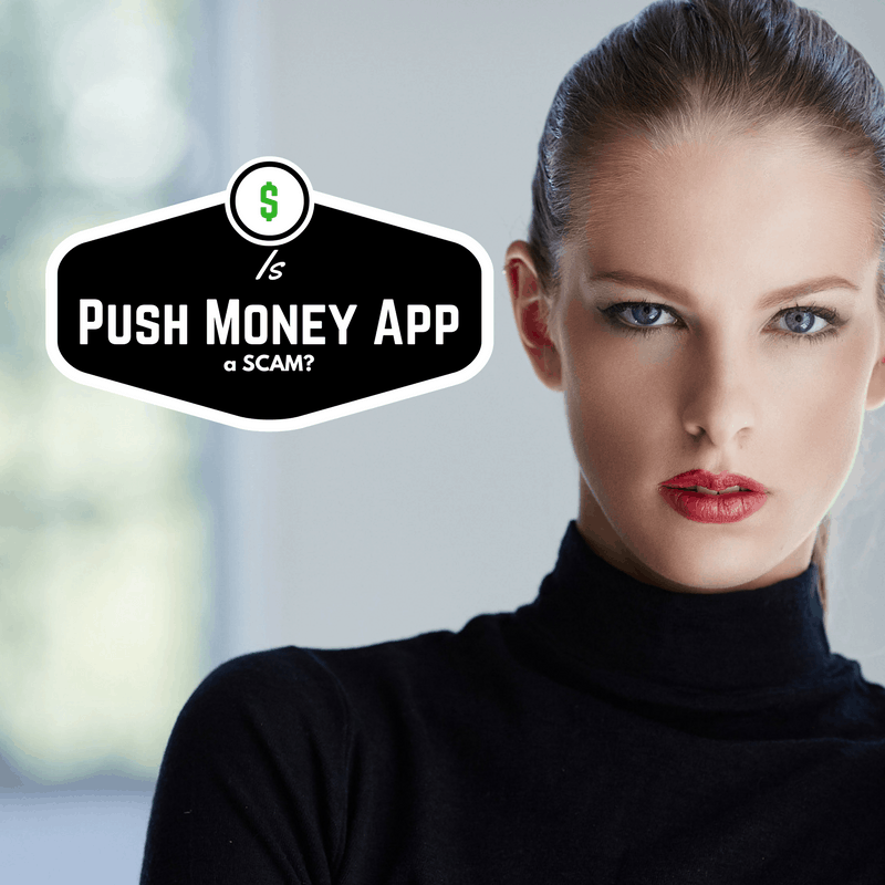 is push money app a scam