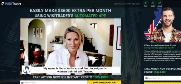 is wiki trader a scam
