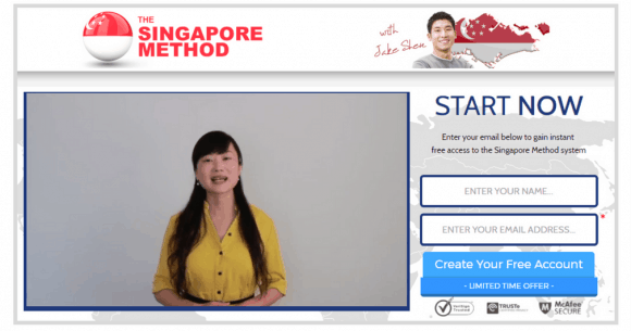 What is the Singapore Method