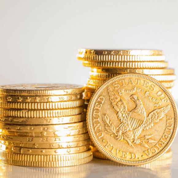 How to invest gold coins