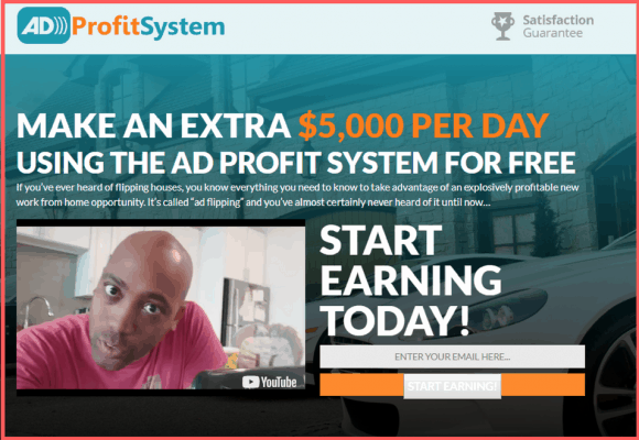What Is Ad Profit System? Is Ad Profit System a Scam? An Ad Profit System Review.