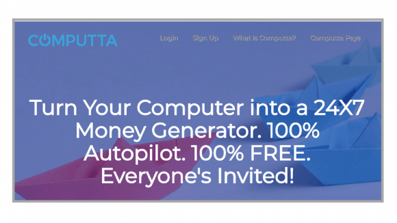 What is Computta? Is Computta a Scam? A Computta Review