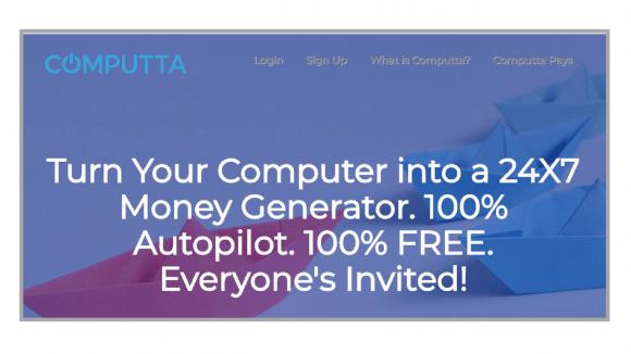 What is Computta? Is Computta a Scam? A Computta Review