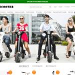 Buy New Scooter Website