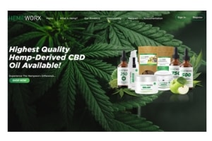 Hempworx Website