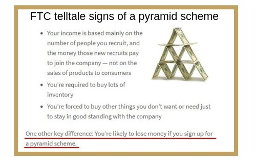 Is Premier Financial Alliance a Pyramid Scheme?