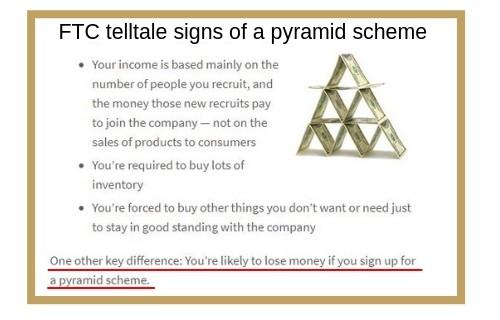 Is Premier Financial Alliance a Pyramid Scheme?