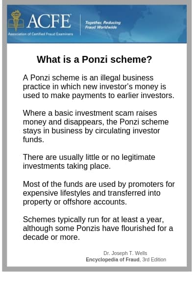Is Angel Business Club a Ponzi Scheme