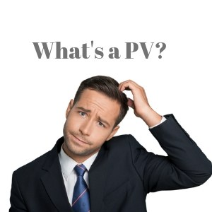 What is a 4Life PV?