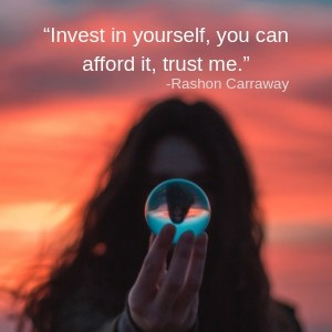 Wealthy Affiliate Invest in Yourself
