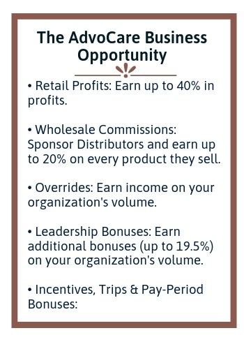 AdvoCare Business Opportunity