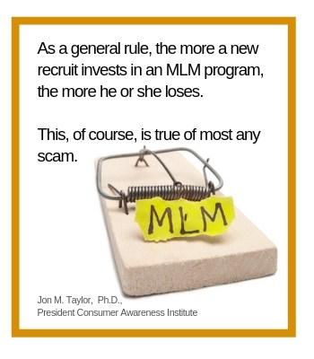 MLM Jon Taylor Quote