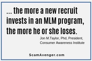 Team Beachbody and the General Rule of MLM