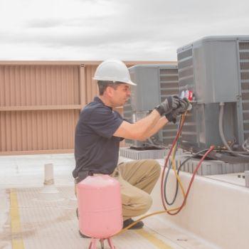 Social Home Services HVAC Edition Feature