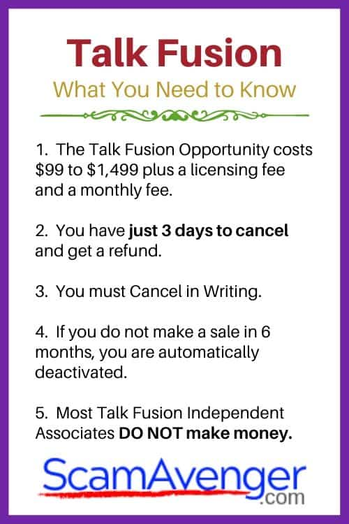 Five Things You Should Know About Talk Fusion