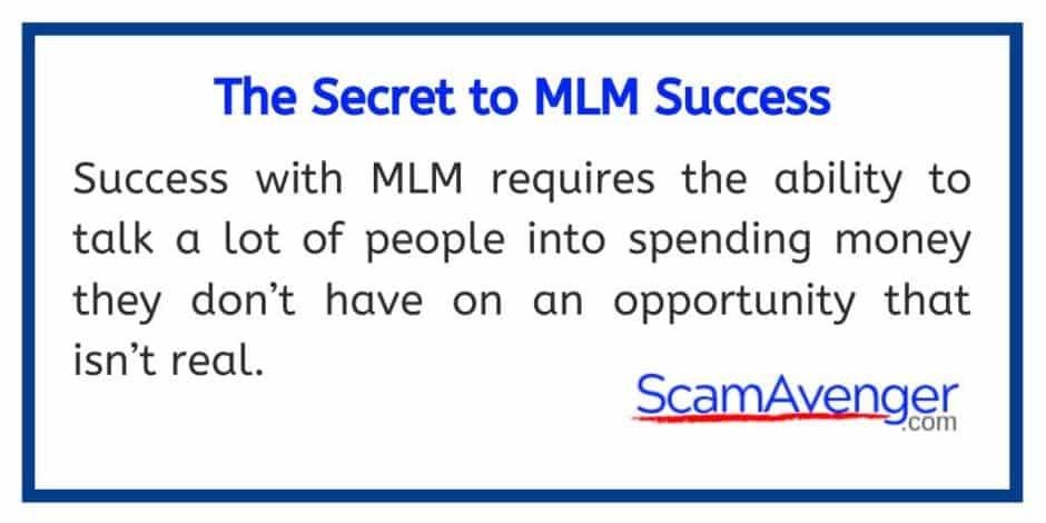 Team National Secret of MLM