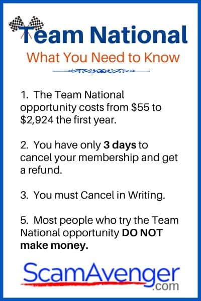 Team National What You Need to Know