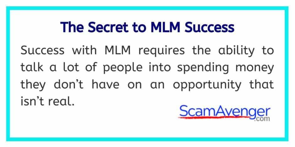 Trades of Hope Secret of MLM