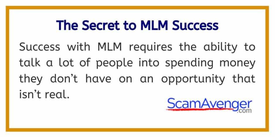 Zurvita Secret of MLM