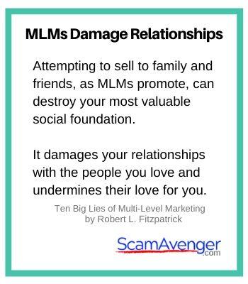 Xyngular Damaged Relationships