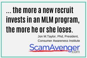 Xyngular General Rule of MLM