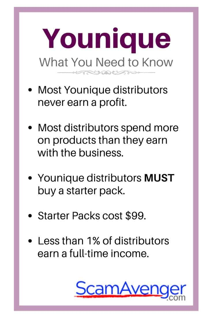 Younique What You Need to Know
