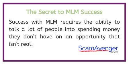 Scentsy Secret to MLM Success