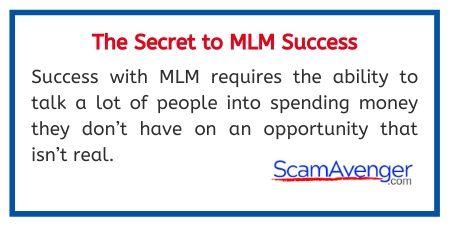 SwissJust Secret to MLM Success